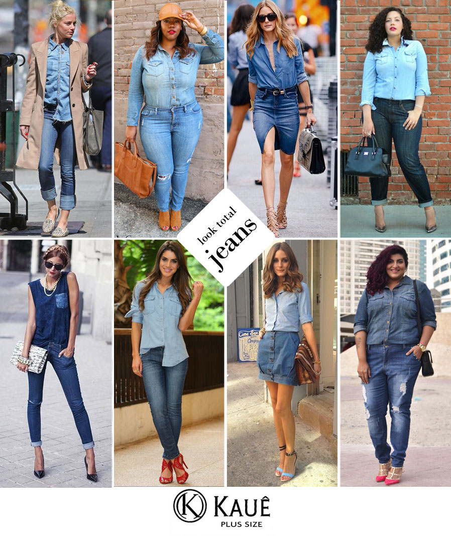 look jeans total