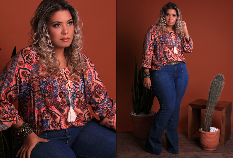 Preview Inverno 2016 Kauê plus size boho chic