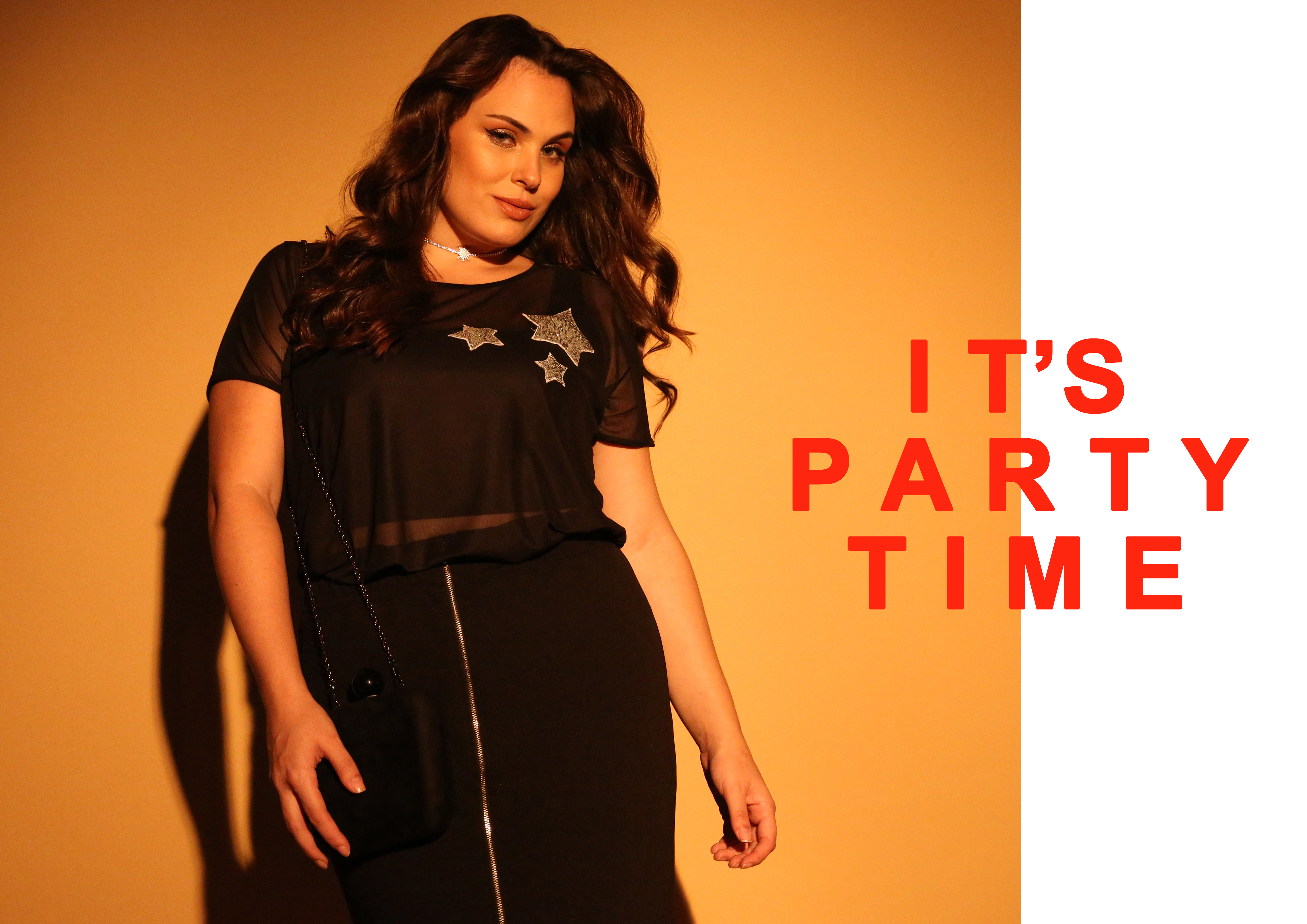 dc5542cad It s Party Time- Kauê Plus Size